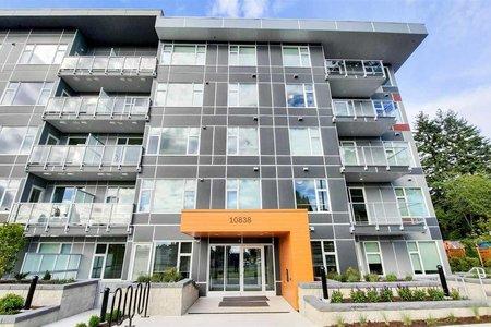 R2591922 - 213 10838 WHALLEY BOULEVARD, Bolivar Heights, Surrey, BC - Apartment Unit