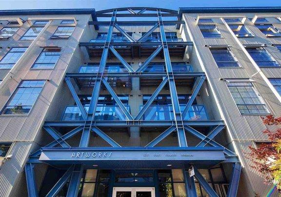315 237 E 4TH AVENUE, Vancouver - R2591943
