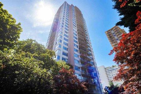 R2592026 - 1807 1850 COMOX STREET, West End VW, Vancouver, BC - Apartment Unit