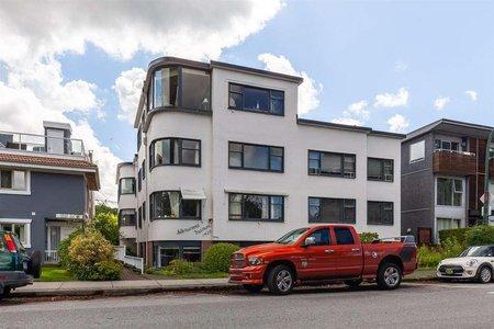 R2592290 - 204 1420 ARBUTUS STREET, Kitsilano, Vancouver, BC - Apartment Unit