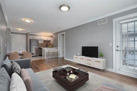 R2592397 - 416 17769 57 AVENUE, Cloverdale BC, Surrey, BC - Apartment Unit