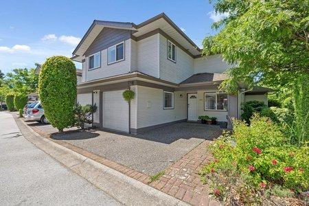 R2593333 - 221 16233 82 AVENUE, Fleetwood Tynehead, Surrey, BC - Townhouse