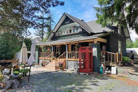 R2593393 - 26059 DEWDNEY TRUNK ROAD, Websters Corners, Maple Ridge, BC - House with Acreage