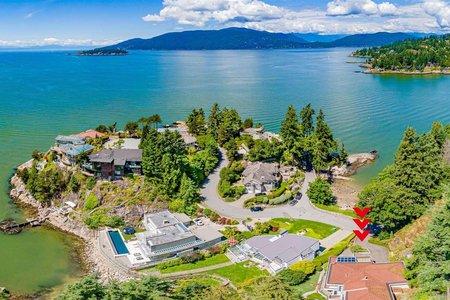 R2593574 - 5360 SEASIDE PLACE, Caulfeild, West Vancouver, BC - House/Single Family