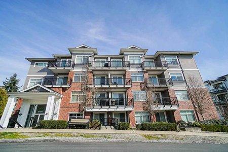 R2593641 - 101 6480 195A STREET, Clayton, Surrey, BC - Apartment Unit
