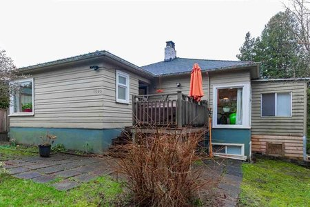 R2593654 - 1590 KINGS AVENUE, Ambleside, West Vancouver, BC - House/Single Family