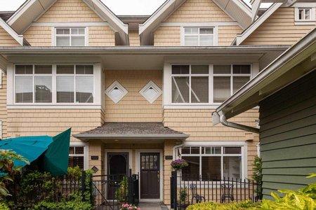 R2593766 - 5418 LARCH STREET, Kerrisdale, Vancouver, BC - Townhouse