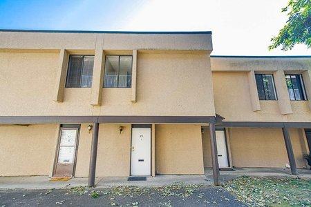 R2593960 - 82 17714 60 AVENUE, Cloverdale BC, Surrey, BC - Townhouse