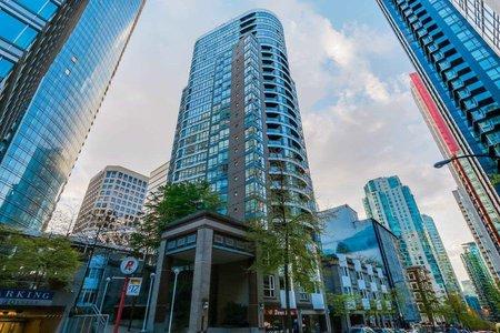 R2594100 - 907 1166 MELVILLE STREET, Coal Harbour, Vancouver, BC - Apartment Unit