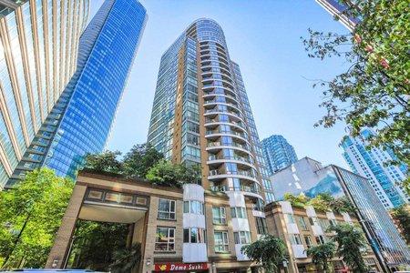 R2594219 - 908 1166 MELVILLE STREET, Coal Harbour, Vancouver, BC - Apartment Unit
