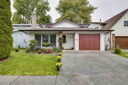 R2594342 - 9365 KINGSLEY CRESCENT, Ironwood, Richmond, BC - House/Single Family