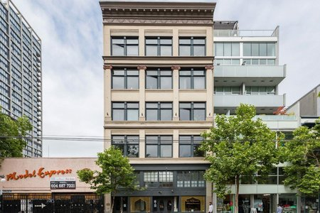 R2595006 - 302 53 W HASTINGS STREET, Downtown VW, Vancouver, BC - Apartment Unit