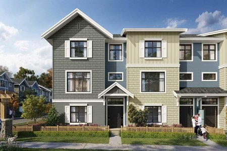 R2595033 - 10 20261 72B AVENUE, Willoughby Heights, Langley, BC - Townhouse