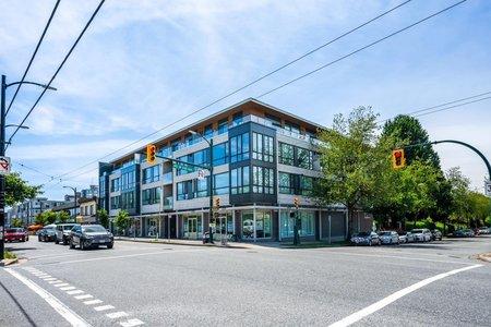 R2595733 - 105 5325 WEST BOULEVARD, Kerrisdale, Vancouver, BC - Apartment Unit