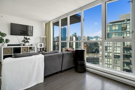 R2595828 - 2503 1199 SEYMOUR STREET, Downtown VW, Vancouver, BC - Apartment Unit