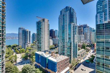 R2596654 - 1709 1331 W GEORGIA STREET, Coal Harbour, Vancouver, BC - Apartment Unit