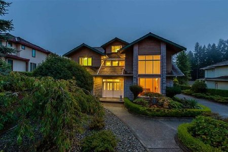 R2596812 - 927 DEMPSEY ROAD, Braemar, North Vancouver, BC - House/Single Family