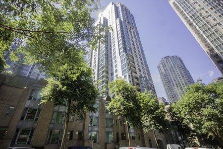 R2596832 - 607 1238 MELVILLE STREET, Coal Harbour, Vancouver, BC - Apartment Unit