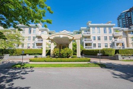 R2596951 - 305 5835 HAMPTON PLACE, University VW, Vancouver, BC - Apartment Unit