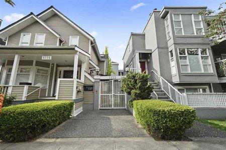 R2597424 - 208 1333 W 7TH AVENUE, Fairview VW, Vancouver, BC - Apartment Unit