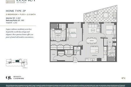 R2597905 - 201 3596 W 28TH AVENUE, Dunbar, Vancouver, BC - Apartment Unit