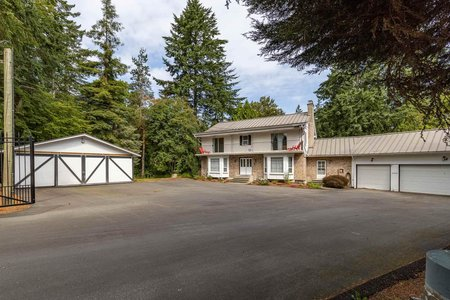 R2597953 - 21345 16 AVENUE, Campbell Valley, Langley, BC - House with Acreage