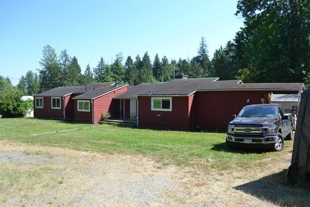 R2598261 - 23796 16 AVENUE, Campbell Valley, Langley, BC - House with Acreage