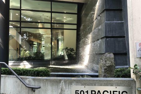 R2599166 - 503 501 PACIFIC STREET, Downtown VW, Vancouver, BC - Apartment Unit