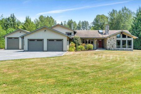 R2599266 - 12796 251 STREET, Websters Corners, Maple Ridge, BC - House with Acreage