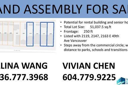 R2599302 - 2163 E 49TH AVENUE, Killarney VE, Vancouver, BC - House/Single Family