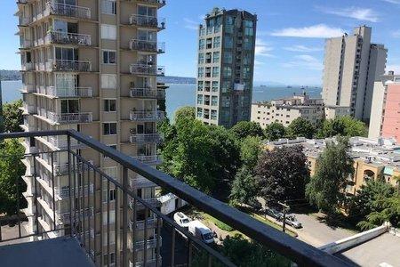 R2599492 - 1004 1850 COMOX STREET, West End VW, Vancouver, BC - Apartment Unit