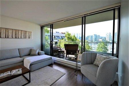 R2599615 - 422 666 LEG IN BOOT SQUARE, False Creek, Vancouver, BC - Apartment Unit