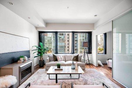 R2599649 - 501 1333 W GEORGIA STREET, Coal Harbour, Vancouver, BC - Apartment Unit