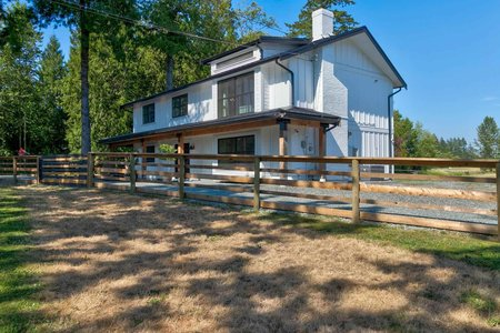 R2599682 - 224 224 STREET, Campbell Valley, Langley, BC - House with Acreage