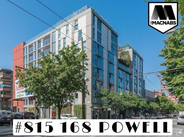 815 168 Powell Street
