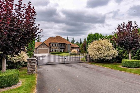 R2600081 - 25309 72 AVENUE, County Line Glen Valley, Langley, BC - House with Acreage