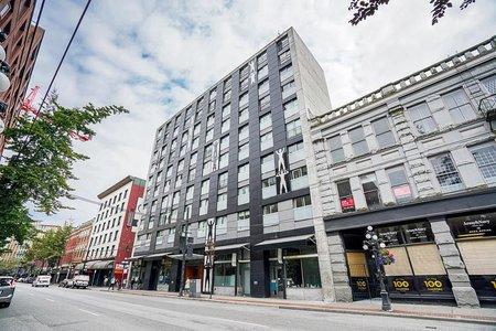 R2600925 - 612 66 W CORDOVA STREET, Downtown VW, Vancouver, BC - Apartment Unit