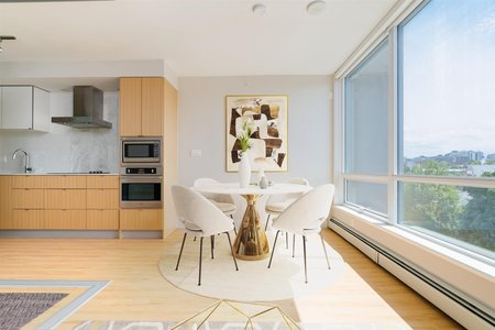 R2600958 - 609 159 W 2ND AVENUE, False Creek, Vancouver, BC - Apartment Unit