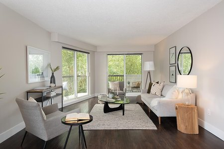 R2601342 - 317 3353 HEATHER STREET, Cambie, Vancouver, BC - Apartment Unit