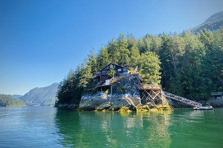 R2601490 - LOT 1 JOHNSON BAY, Indian Arm, North Vancouver, BC - House/Single Family
