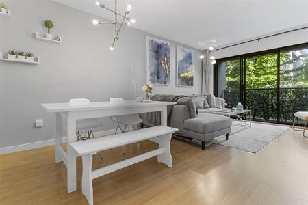R2601879 - 303 2120 W 2ND AVENUE, Kitsilano, Vancouver, BC - Apartment Unit