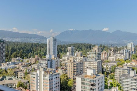 R2602345 - 2307 1850 COMOX STREET, West End VW, Vancouver, BC - Apartment Unit