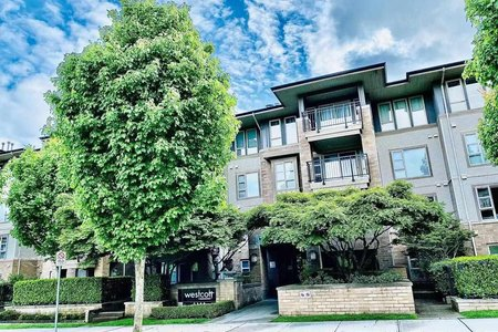 R2602712 - 105 2388 WESTERN PARKWAY, University VW, Vancouver, BC - Apartment Unit