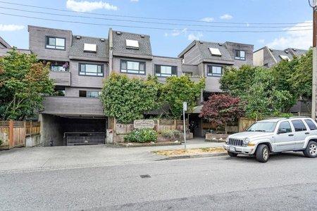 R2602755 - 106 1990 W 6TH AVENUE, Kitsilano, Vancouver, BC - Apartment Unit