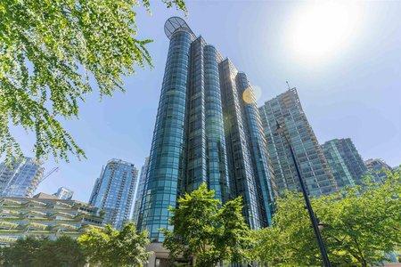 R2602972 - 2408 555 JERVIS STREET, Coal Harbour, Vancouver, BC - Apartment Unit