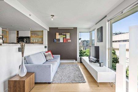 R2603093 - 607 2137 W 10TH AVENUE, Kitsilano, Vancouver, BC - Apartment Unit