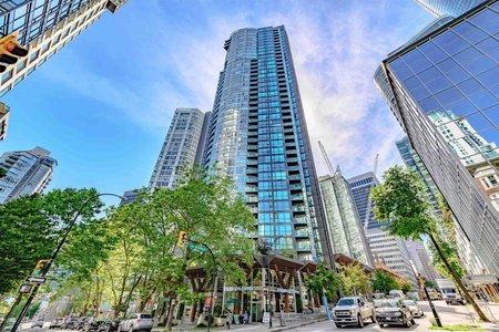 R2603117 - 2907 1189 MELVILLE STREET, Coal Harbour, Vancouver, BC - Apartment Unit