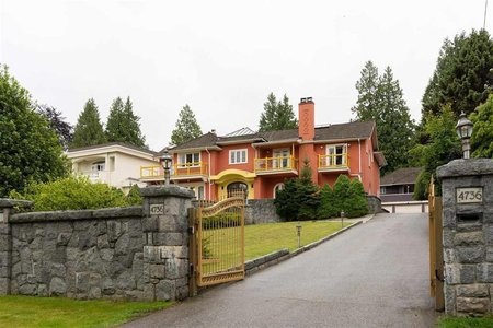 R2603439 - 4736 DRUMMOND DRIVE, Point Grey, Vancouver, BC - House/Single Family