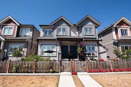 R2603564 - 22 22600 GILLEY ROAD, Hamilton RI, Richmond, BC - Townhouse