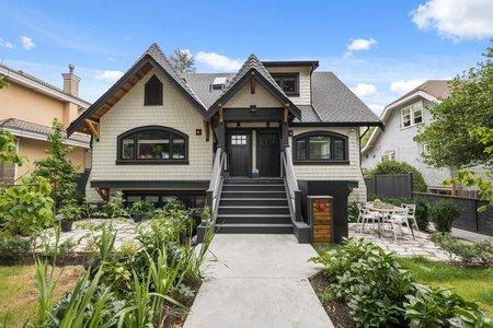 R2603619 - 3259 W KING EDWARD AVENUE, Dunbar, Vancouver, BC - Townhouse